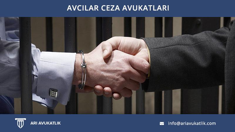 Avcılar Ceza Avukatları
