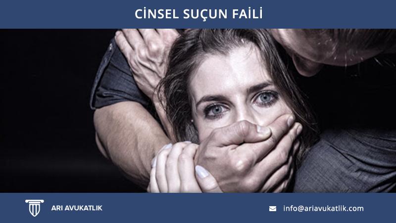 Cinsel Suçun Faili